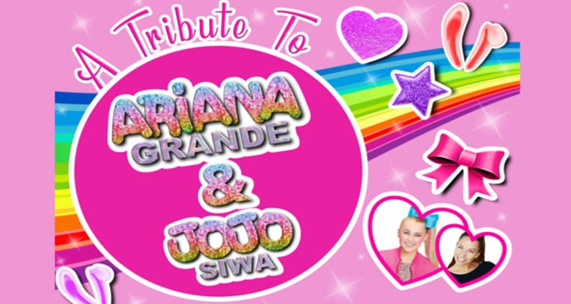 A Tribute to Ariana and JoJo Swia