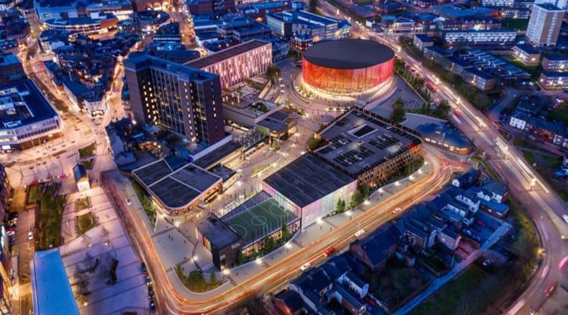 £350m development plans for Stoke