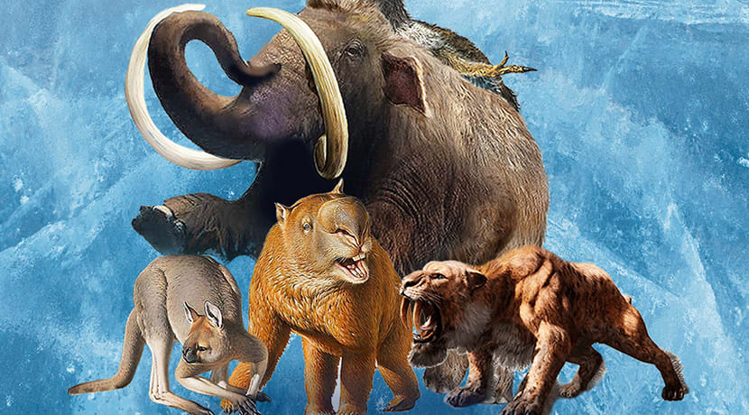 Europe's first touring animatronic Ice Age experience is coming to Birmingham