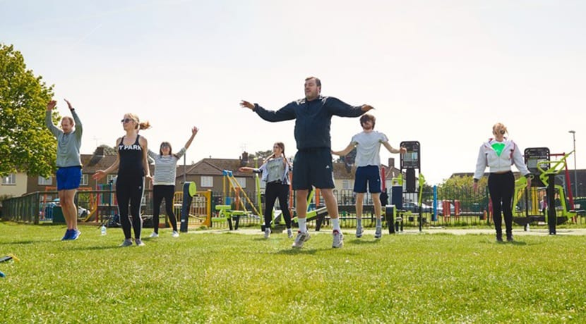 Free weekend exercise sessions available for Dudley residents