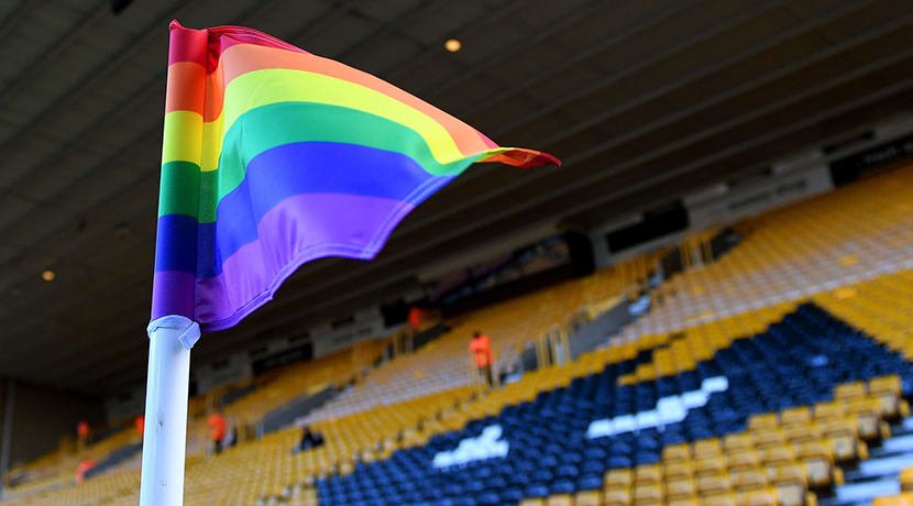 Wolves launch LGBT Supporters Group