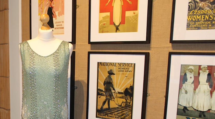 Fashioning Peace: Life and Liberty after the Great War exhibition