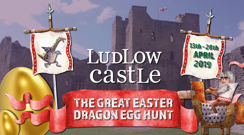 The Great Easter Dragon Egg Hunt