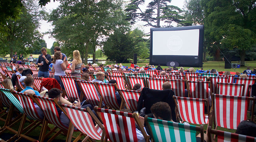 Summer Screens unveil 2019 open air cinema season