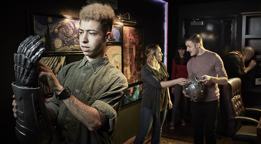 The UK's first Doctor Who escape room opens in Birmingham