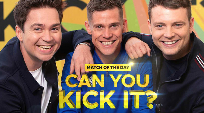 Young footballers needed for CBBC show