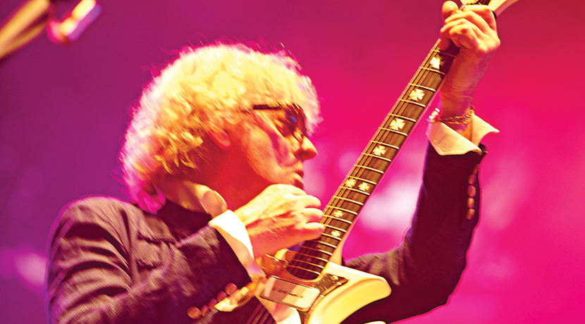 Mott The Hoople frontman talks ahead of Birmingham gig