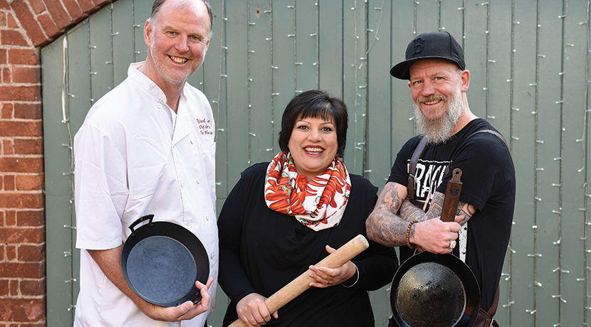 Chefs cook up free-from food fun at Shropshire Frestival