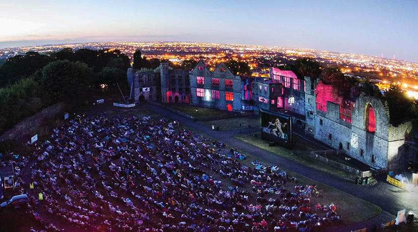 Dudley Zoo to host four open-air cinema nights