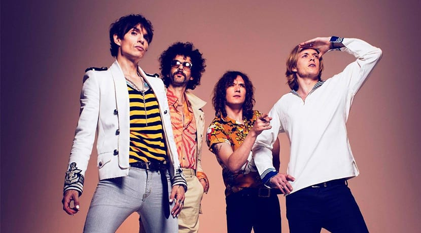 The Darkness bring their new UK tour to Birmingham