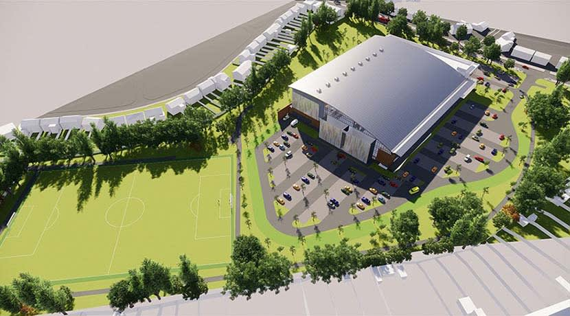 £60m Sandwell Aquatics Centre gets go-ahead