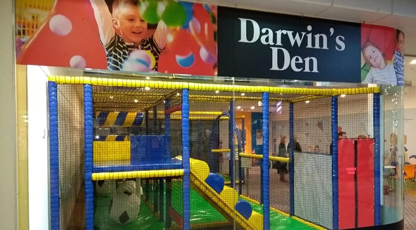 Free soft play area opens in Shrewsbury