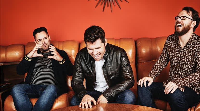 Scouting For Girls to headline Enjoy Wolverhampton Live