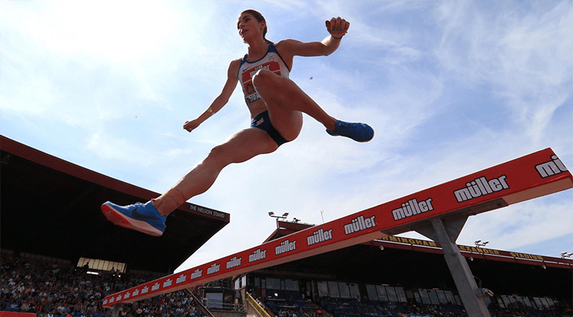 Müller British Athletics Championships sees the very best in Britain go head to head with pride