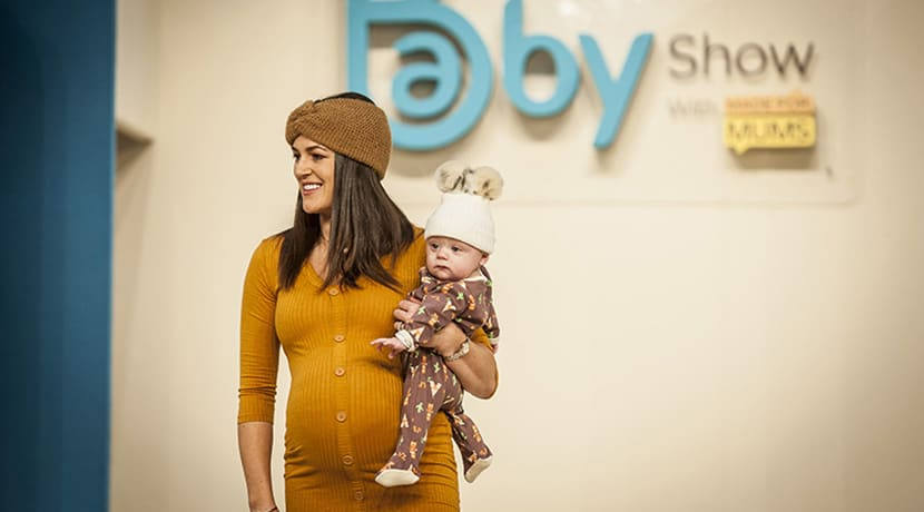 Win four tickets to The Baby Show