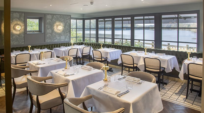 New fine dining waterside restaurant, The Bracebridge, to open its doors in Birmingham