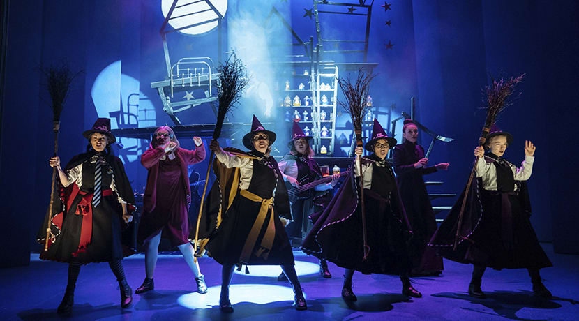 The Worst Witch flies into Birmingham Hippodrome for the first time