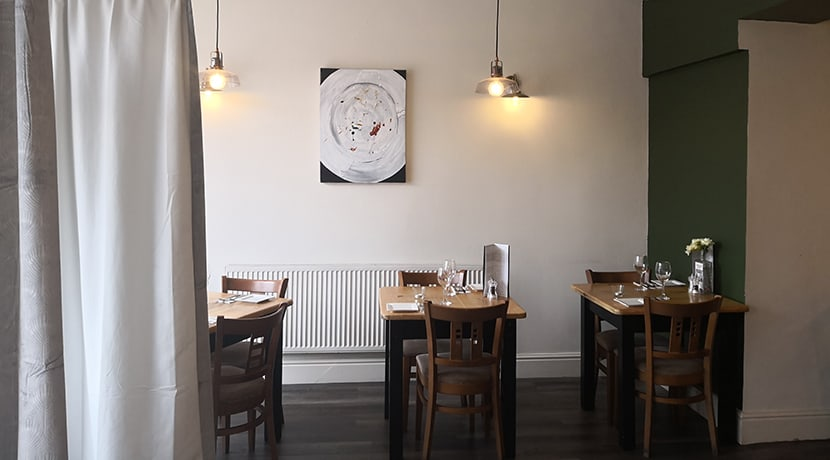 A chilled-out vibe and quality cuisine at The Olive Tree, Lichfield