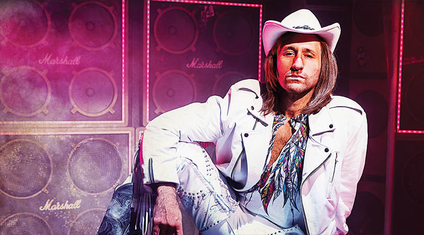 Antony Costa talks ahead of Rock Of Ages