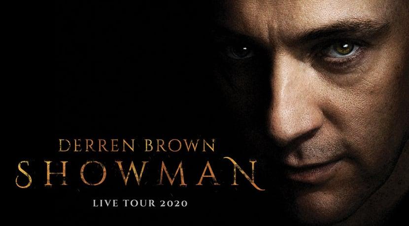 Derren Brown brings new show to Wolverhampton