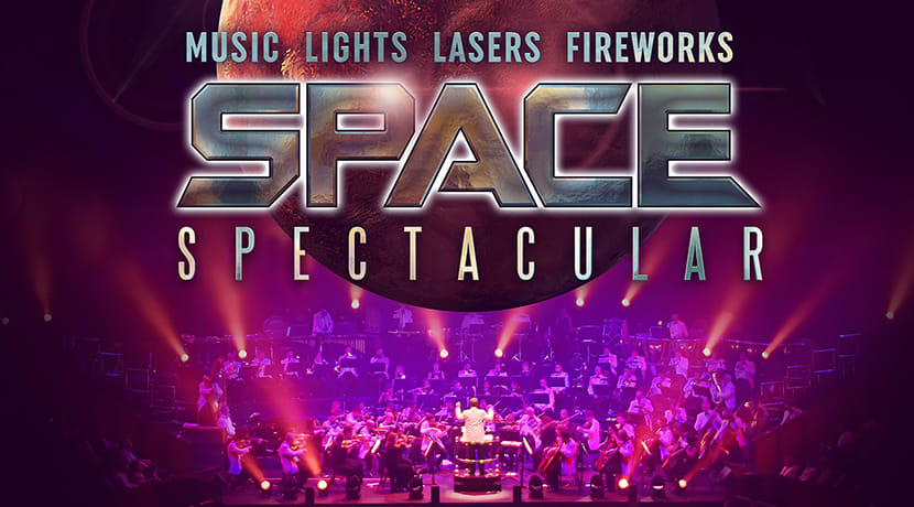 Space Spectacular returns to Symphony Hall this summer
