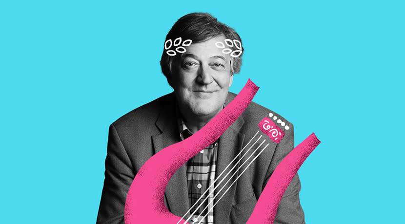 Stephen Fry brings his first UK tour in nearly 40 years to Birmingham