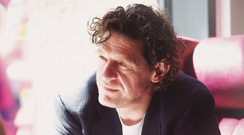 Marco Pierre White chats new menus, experimenting with veganism and eating a cow's windpipe...