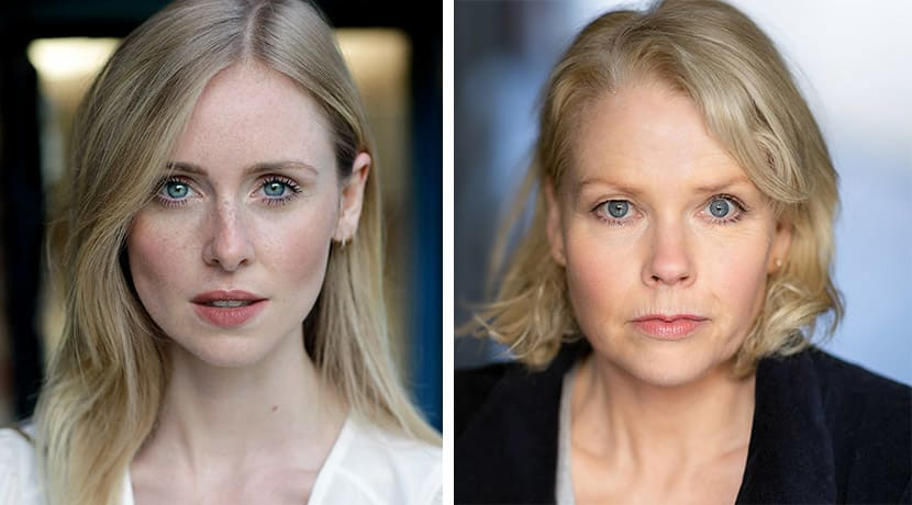 Diana Vickers and Sara Crowe join the cast of The Entertainer