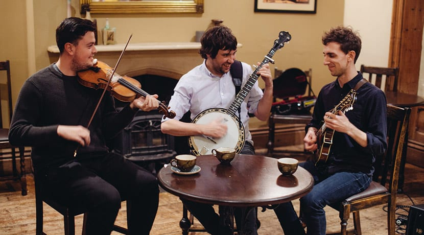 Top Folk musicians to share their skills with Wolverhampton