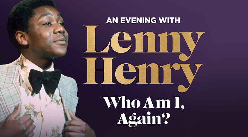 Lenny Henry brings brand new tour to Stoke