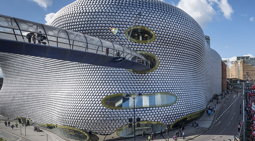 Annual Live + Loud Festival returns to Selfridges Birmingham