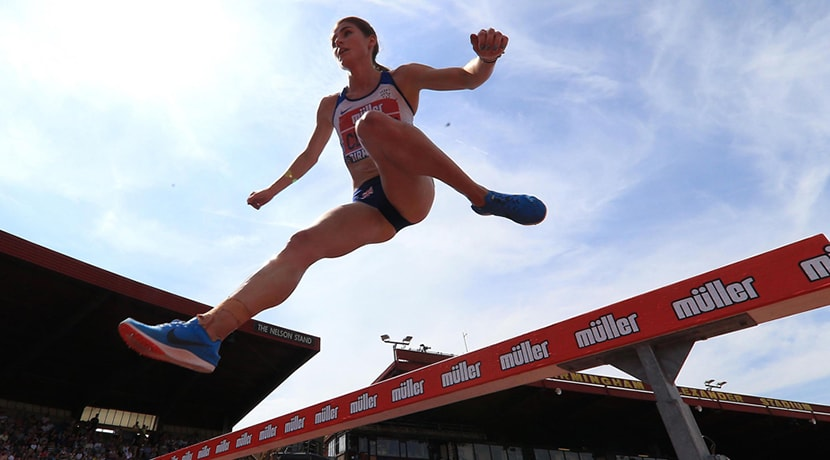 Win a family ticket to Müller British Athletics Championships
