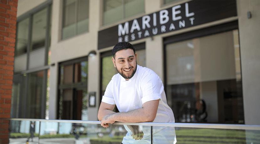 Rising star announced as Head Chef at Maribel