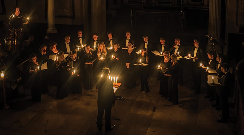 Ex Cathedra: Summer Music By Candlelight