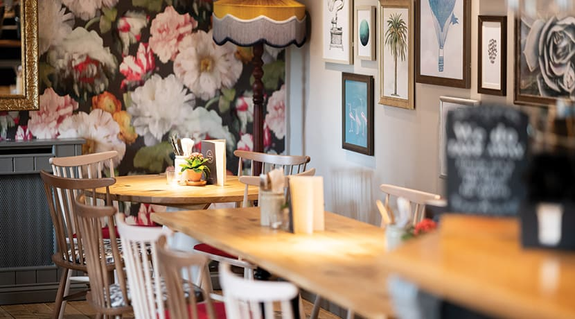 Refurbished 18th century pub The Chequers Inn scores high marks for cuisine and atmosphere