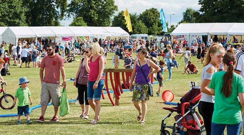 Something for everyone at Lichfield's Fuse festival