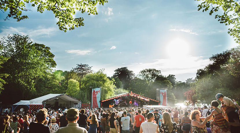 The Mostly Jazz Funk and Soul Festival