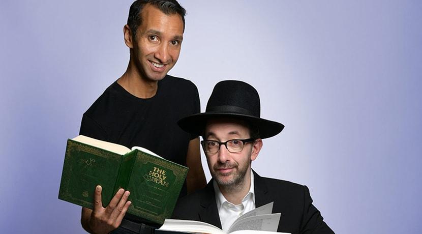 Ashley Blaker & Imran Yusuf - Prophet Sharing