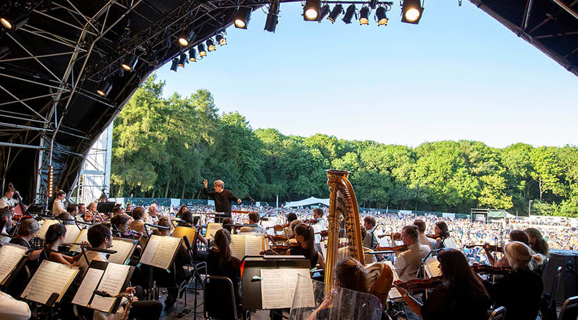Classics from blockbuster films and musicals and more announced for Concerts In The Park
