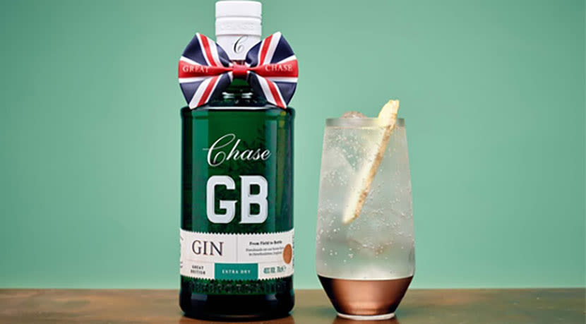 The Great British Summer Tasting with Chase