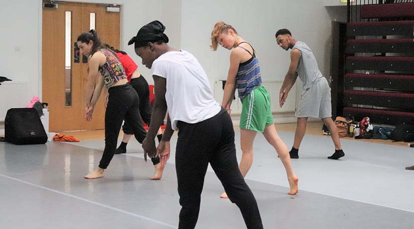 New Birmingham initiative boosts training support for city's Professional Dance Artists
