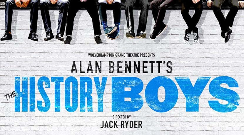 Wolverhampton Grand to produce new production of The History Boys