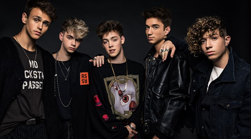 Why Don't We - 8 Letters Tour