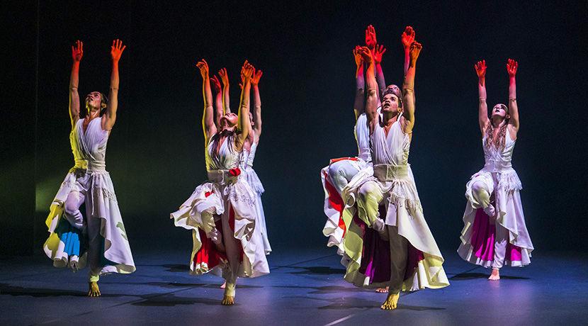 Phoenix Dance - The Rite of Spring & Left Unseen