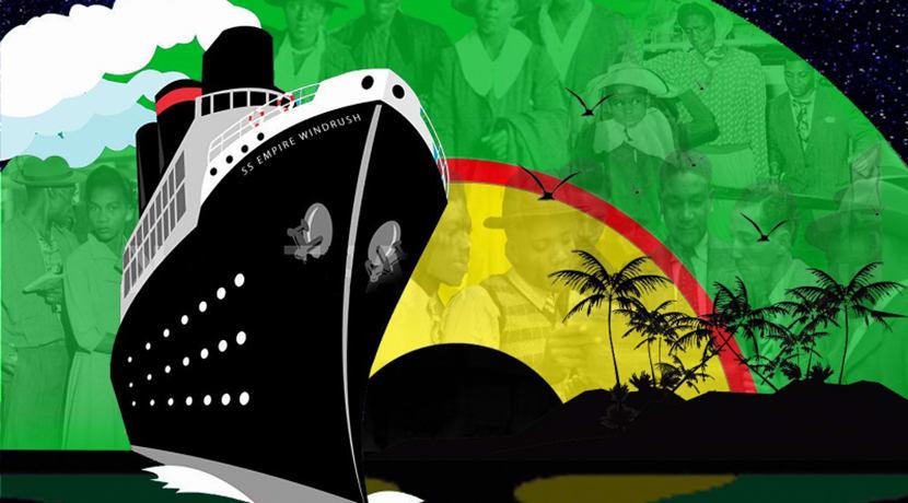 Rush featuring the JA Reggae Band