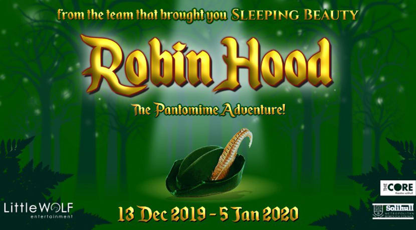 Robin Hood - The Pantomime Adventure