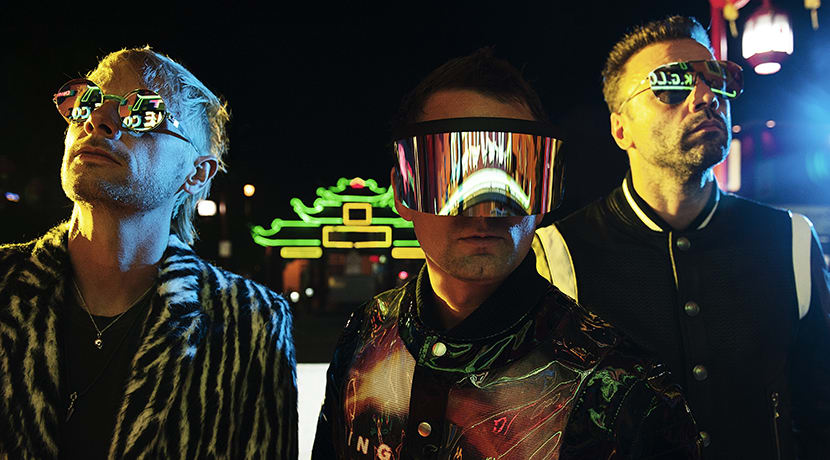 Muse bring UK tour to Birmingham this September
