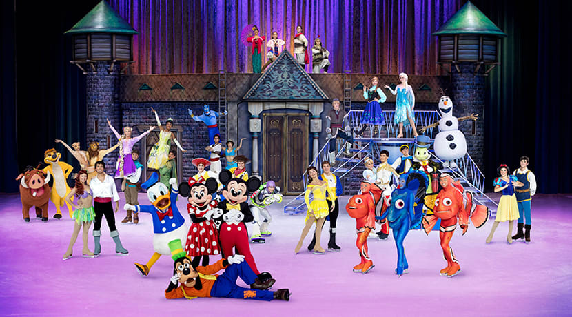 Win a family ticket to Disney On Ice