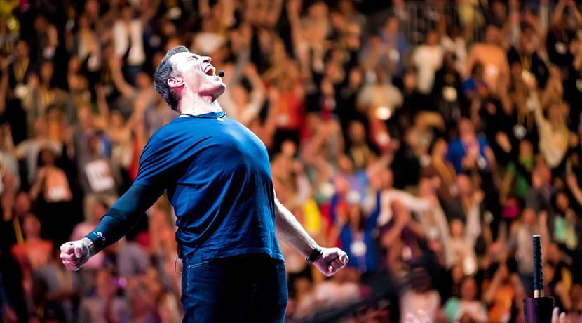 Tony Robbins: Unleash The Power Within