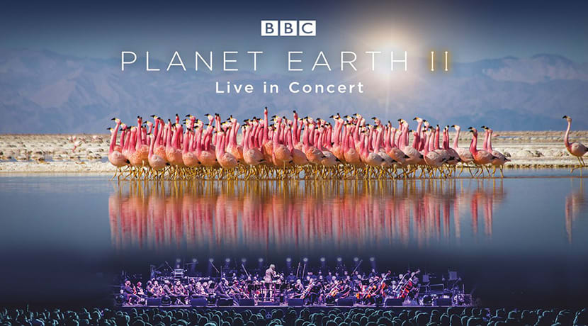 Planet Earth II Live in Concert